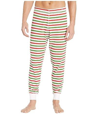 Life is Good Holiday Squad Sleep Pants (Cloud White) Men