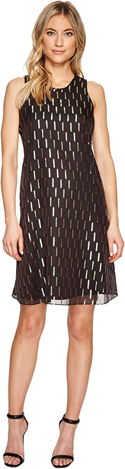 Calvin Klein - Gold Tab Trapeze Dress CD7H487T