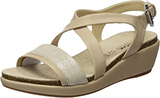 GEOX D ABBIE A Girl's Wedge Sandal