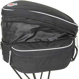 Banjo Brothers Rack Top Bag Expanding
