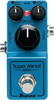 Ibanez Super Metal Mini Pedal