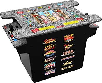 Arcade1Up Deluxe 12-In-1 Head to Head Table