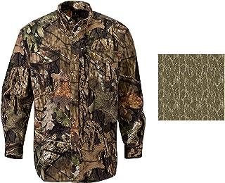 0c37eb3e209c7 Browning Wasatch-CB Long Sleeve Shirt, Mossy Oak Original Bottomlands, 2XL