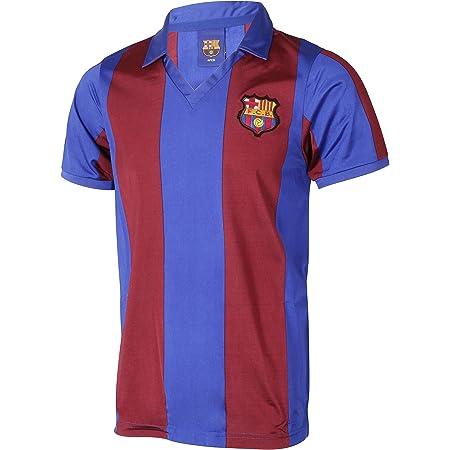 Score Draw 1982 PY FC Barcelona 1982 PY - Camiseta (Talla XXL), Multicolor Unisex Adulto