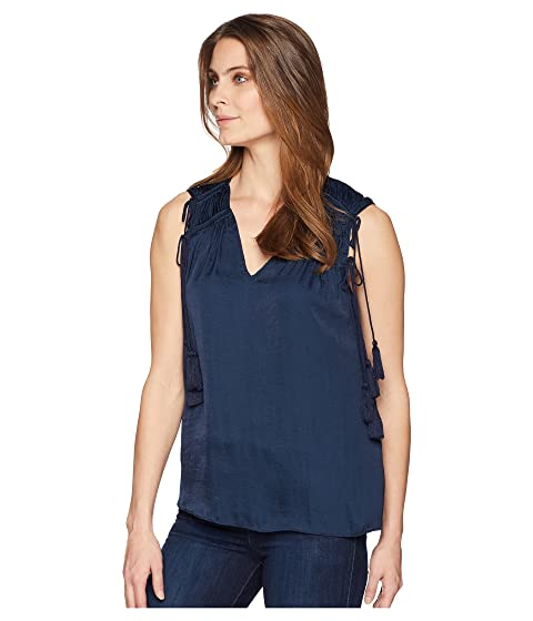 CATHERINE Catherine Malandrino Sammi Top Navy Cheap And Nice Comfortable Sale Online Cheap Sale Eastbay With Credit Card Cheap Price KGY40AHjE