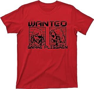 snake plissken t shirt
