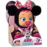 IMC Toys – Baby Lloron Minnie Mouse, Multi-Colour (97865)