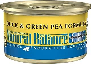 Best natural balance cat food duck Reviews