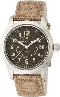 Men's Analogue Quartz Watch with Textile Strap H68201993