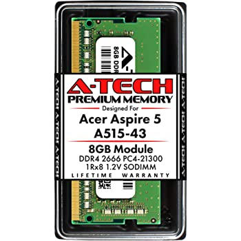 16GB Memory for Acer Aspire 5 A515-51G-503E DDR4 2400MHz SODIMM RAM PARTS-QUICK Brand