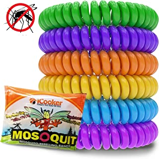 12 Pack Mosquito Repellent Bracelet Band [320Hrs] of...