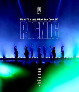 【メーカー特典あり】MONSTA X, JAPAN FAN CONCERT 2019【PICNIC】【特典:A5クリアファイル付】[Blu-ray]