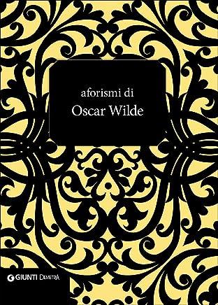 Aforismi di Oscar Wilde