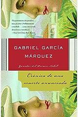 Crónica de una muerte anunciada (Spanish Edition) Kindle Edition