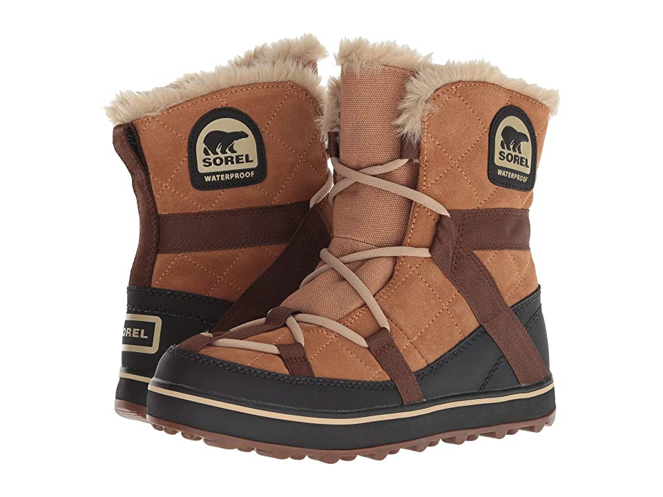 SOREL Glacytm Explorer Shortie (Elk) Women