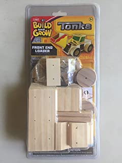 Tonka Build and Grow Front End Loader