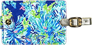 Lilly Pulitzer Kids' Luggage Tag, Wade and Sea-K