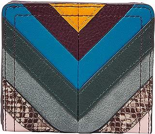 Fossil Women's Wallet, 4''L x 1''W x 3.5''H, Multicoloured
