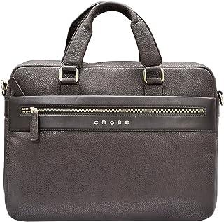Cross Oak Brown Softsided Briefcase (AC021111B-3)