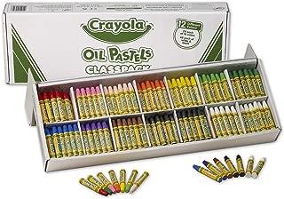 Crayola 336 Oil Pastels Classpack (12 Colors),Crayons