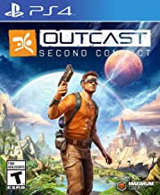 Outcast Second Contact by Maximum Games Region 1 - PlayStation 4