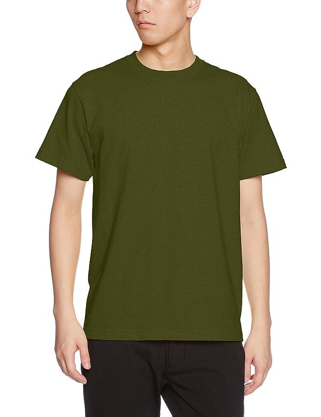 電気的入場料ギャング(ユナイテッドアスレ)UnitedAthle 5.6オンス ハイクオリティー Tシャツ 500101[メンズ]