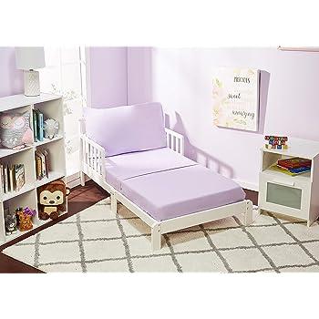 3-Piece Purple Stars by Delta Children Girls Toddler Sheet Set