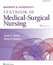 Brunner's Textbook of Medical-Surgical Nursing 14th edition 2-vol + Lab Handbook + Study Guide Package