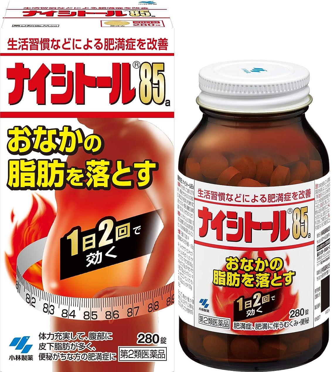 未来宿題をするあさり【第2類医薬品】ナイシトール85a 280錠