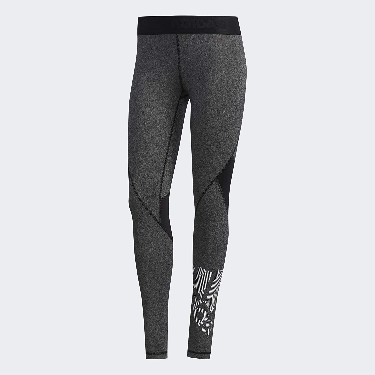 adidas Women's Clearance SALE! Limited time! Alphaskin Badge Rapid rise Sport of Tight