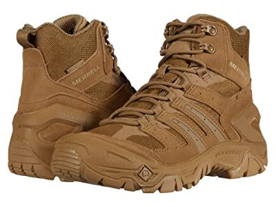 Merrell Work Strongfield Tactical 6 Waterproof (Coyote) Men