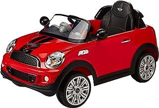 Prinsel - Auto Eléctrico Mini Cooper S, color Rojo (1214)