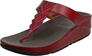 FitFlop Cora Crystal Toe-Thongs womens Women Thong Sandals