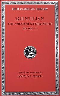 The Orator's Education, Volume I: Books 1-2: 124
