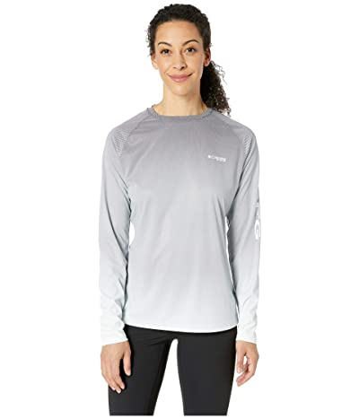 Columbia PFG Tidal Deflectortm Long Sleeve (Black Fade) Women