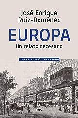 Europa (ENSAYO Y BIOGRAFÍA) Versión Kindle