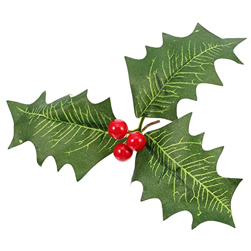 Holly Decorations Amazon Co Uk