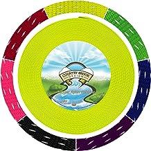 Country Brook Design 1 Inch Hot Yellow Climbing Spec Tubular Nylon Webbing