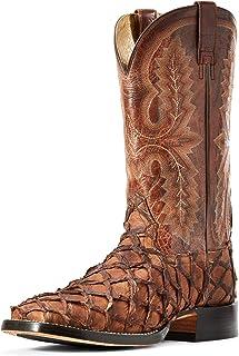 Men's Deep Water Western Boot Brown