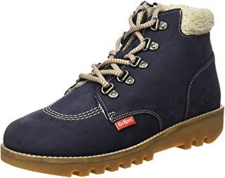 KICKERS Boy's Newhooky Ankle Boot