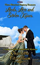 Lords, Love, and Stolen Kisses (Book 5) (Large Print): Clean Historical Regency Romance (A Lady Angelica Landerbelt Mystery)