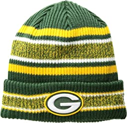 Green Bay Packers Vintage Stripe