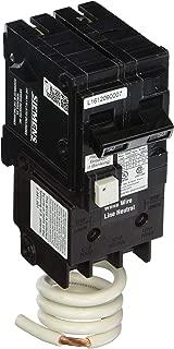 Siemens QF250A 50 Amp, 2 Pole, 120V, 10,000 AIC Ground Fault Circuit Interrupter (Renewed)