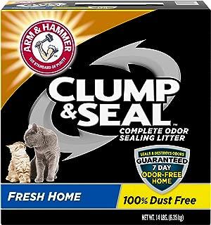 ARM & HAMMER Clump & Seal Cat Litter, Fresh Scent 14lb