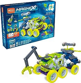 Mega Construx Magnext 5 en 1 Mag-Explorers, juego de construcción con imanes para niños +5 años (Mattel GFF26) , color/modelo surtido