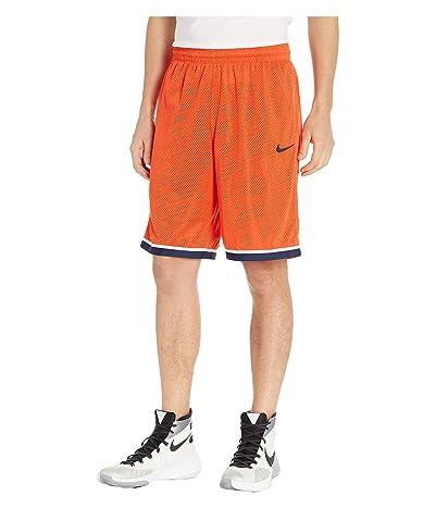 Nike Dry Classic Shorts (Team Orange/Team Orange/College Navy) Men