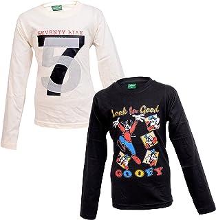9d17a786 Long Sleeve Boys' T-Shirts: Buy Long Sleeve Boys' T-Shirts online at ...
