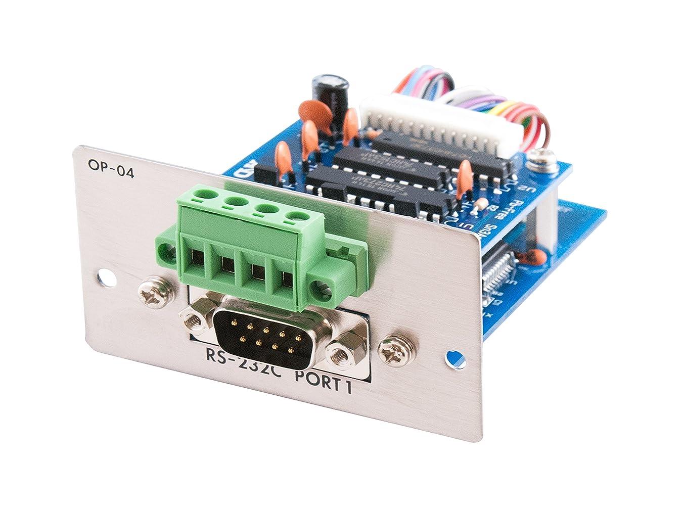 ジャニス療法うるさいA&D FC-i用RS-232C×1ch./コンパレータ出力(リレー) FC-04i