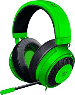RAZER KRAKEN TOURNAMENT EDITION: THX Spatial Audio - Customize Audio and Mic Controls - Cooling Gel-Infused Ear Cushions -...