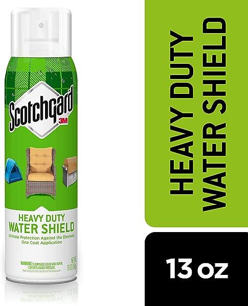 Scotchgard 用于庭院烧烤的重型水盾对元素的终极保护一层涂层应用 13 盎司
